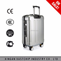 Trolley Travel Suitcases,ABS Trolley Case ,4 Wheels hand Luggage Case