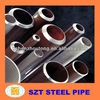Small Diameter Cold Drawn Seamless Steel Pipe for Structure and Fluide Use