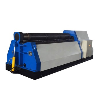 <strong>W12</strong> 25*2500 Hydraulic 4 Roller Plate <strong>Rolling</strong> Bender <strong>Machine</strong> For Steel Sheet