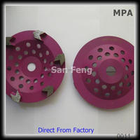 China Metal Bond CBN Grinding Stone for Drill