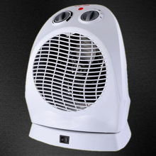 Down Flow air force fan heater with timer