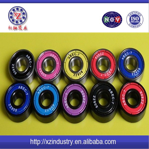 Penny skateboard bearing deep groove ball bearing 608 in China market