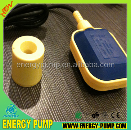 2016 style float switch for submersible pump made in China cheap price