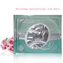 Best Sell Anti-Wrinkle Whitening 24K Gold Mask Collagen Crystal Facial Mask