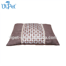 Copper luxury pet pillow