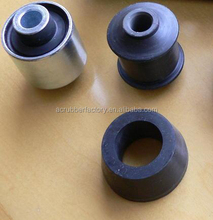 high quality high temperature3.5 5 6 12 20 70mm membrane small large silicone pvcColored oval rubber metal sleeve bushing