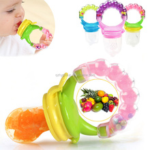 Fresh Food Nibbler Baby Pacifiers Feeder Kids Fruit Feeder Nipples Feeding