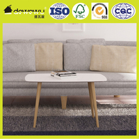 Wooden COFFEE TABLE Modern style PU high gloss