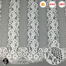 2017 china manufacturer hot sale bridal lace trim, Eyelash lace fabric for bra for wedding dress For Garment