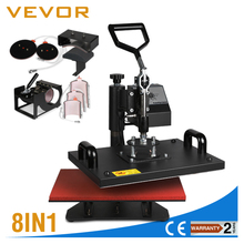 Professional 8 in 1 combo heat press machine for sale