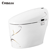 Special hot selling water saving electronic tankless toilet products