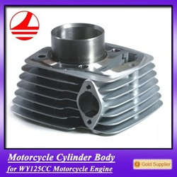 WY125CC Chongqing Motorcycle Parts Manufacture Spare Parts Motorcycle