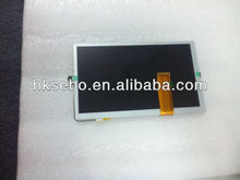"6.2"" tft lcd displaly / 800*480 lcd panle CLAA062LA01CW"