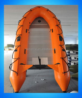 3.2m Plywood Floor Inflatable boat/sport boat/sport tender With CE