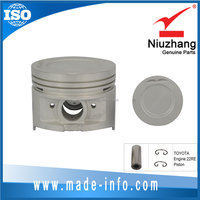 aluminum pistons for 22RE engine piston 13101-35032
