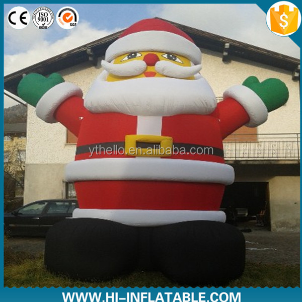 Hot sale eco friendly handmade felt wholesale Christmas decorations UK plush inflatable dolls hanging santa/snowman/reindeer