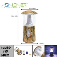for Camping, Hiking, Outdoor Sport High/Low/Strobe 60LM 6SMD Camping Lantern
