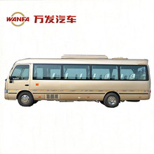 China popular style luxury school buses 18 seats for sale