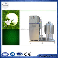 stainless steel soymilk pasteurizer/fruit juice sterilization and disinfection equipment
