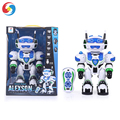 Rechargeable version touch sensitive robot Autonomous robot Smart rc toy with cheap price YK0810654