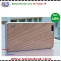 2015 New hot sale for Huawei P8 real wood skin case BCP8