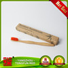 100% biodegradable natural wholesale bamboo wooden toothbrush