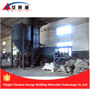 Grey and White Cement Tile Adhesive Making Machine