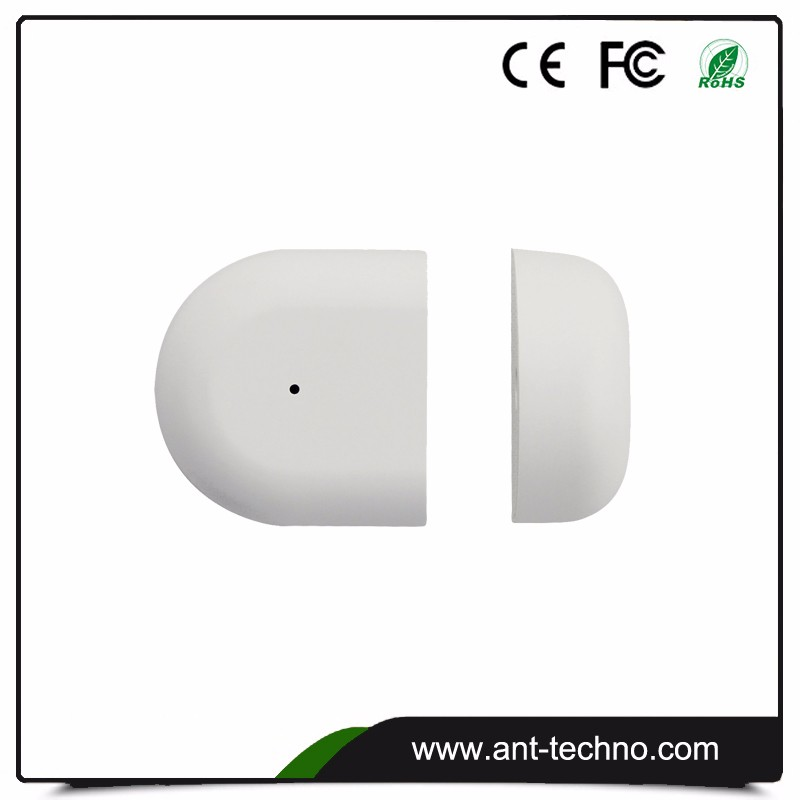 Smallest bluetooth 4.0 4.1 door window open Magnetic sensor for home cabinet warehouse