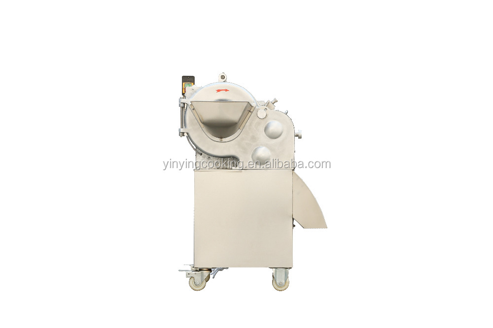 CHD100 kitchen processing equipment vegetable&fruit onion/pineapple/pawpaw dicing machine/dicer/cube machine