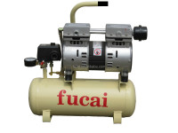 0.75*2kw 1.0*2hp 7bar silent and oil less small air compressor