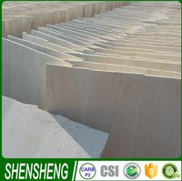 supply good quality finger jointed boards paulownia wood
