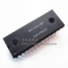 DIP28 voice switched speakerphone circuit chip--SXQ3 part New IC MC34018P