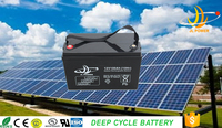 JieLin Power NP100-12 UL certificate best price Solar/UPS using strong power long life 12v100ah deep cycle battery