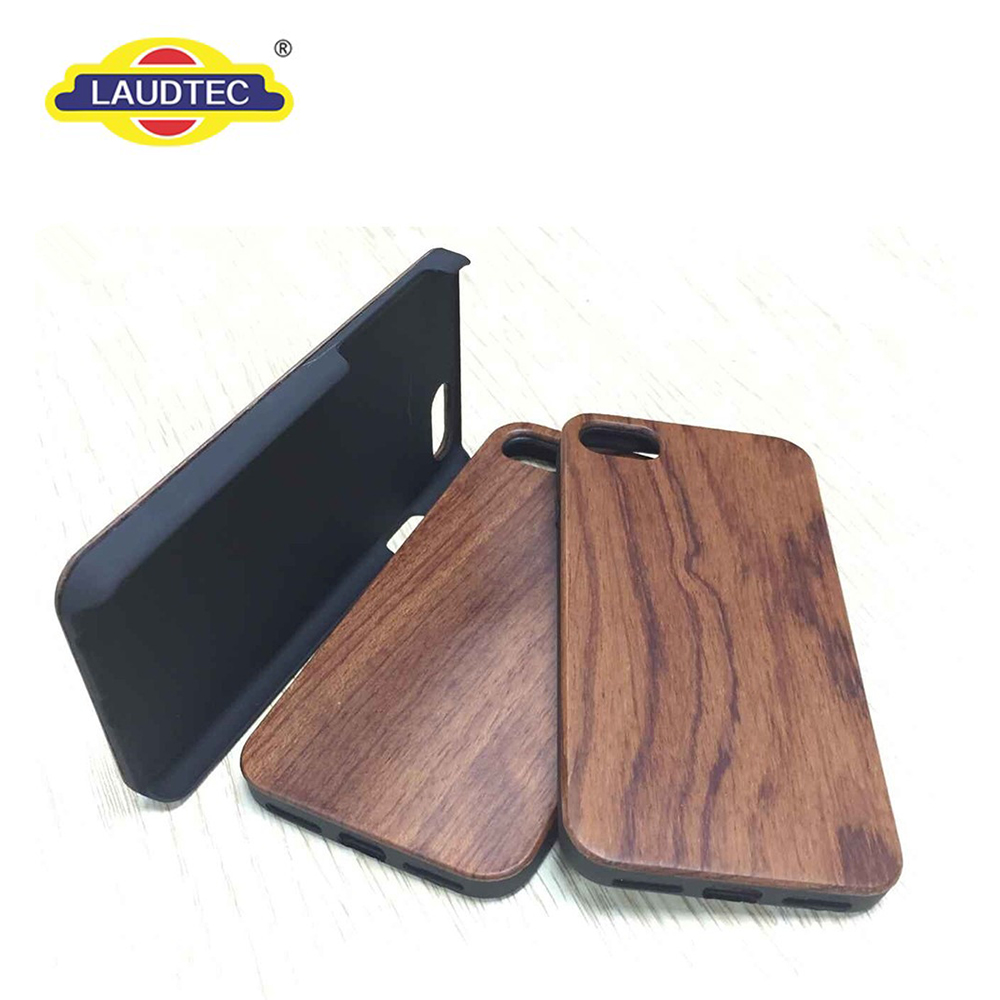 Welcome in USA market wood phone case blank wood case for iphone 7