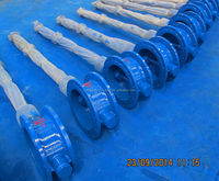 Cast iron extension rod butterfly valve made in china alibaba com