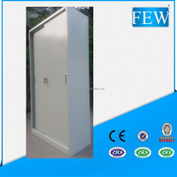 Sliding door mechanism furniture office cupboard/steel filing cabinet
