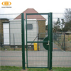 ( 10 years assurance ) Cheap galvanized & powder painting wire mesh fence / welded mesh fence