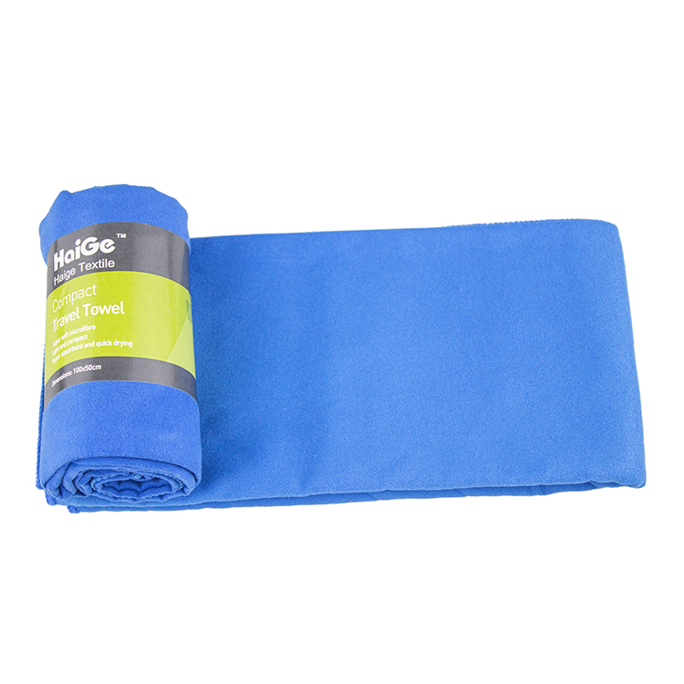 Manufaturer quick drying microfiber sport towel