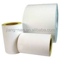 Cast Coated Self Adhesive Paper For Label Printing