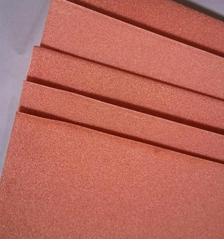 medical filtration material metal Copper Foam high quality