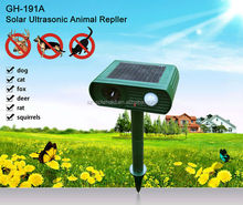 solar powered ultrasonic pest control fogging machine