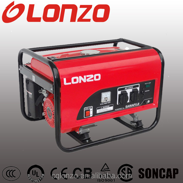 NEW LZ3600 Honda Engine Single Phase 2800W Electric Generator For Homeuse