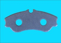 back plate disc brake pads and front brakes backing plate of D1190