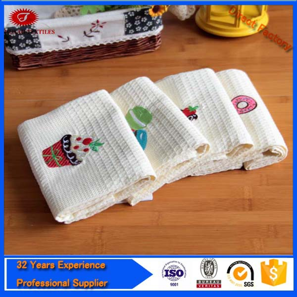 Multifunctional cotton kitchen towels bulk with high quality