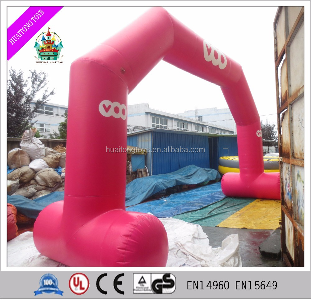 Outdoor infatable arch events cheap inflatable garden arch for sale level arch file