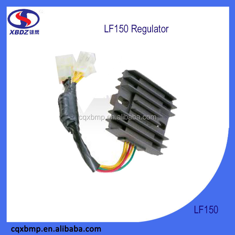 Skygo Motorcycle Spare Parts LF150 Rectifier Regulator /High Performance Skygo 12v Voltage Regulator Rectifier