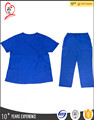 Wholesale fashionable medical hospital scrubs suit/scrub sets for women