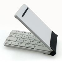 Folding Bluetooth Keyboard For Android For Iphone Ipad Android 24mbps