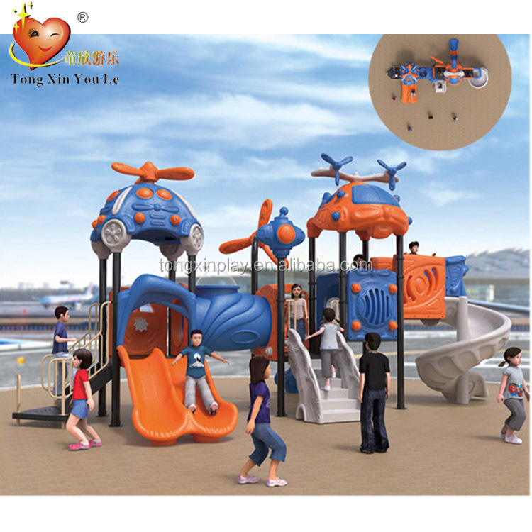 Luxury lovely school playground equipment for sale