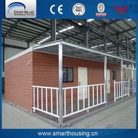 High quality widely use steel mobile home